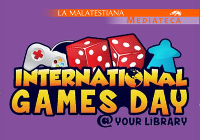 International Games Day @ Your Library