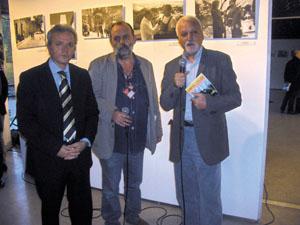 Antonio Maraldi, Daniele Gualdi e Jean Antoine Gili