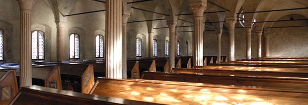 The Malatestian Library  - Cesena