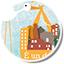 cicogna simbolo del progetto