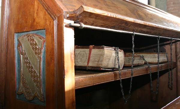 Biblioteca Malatestiana - Sezione antica