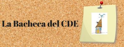 La bacheca del CDE