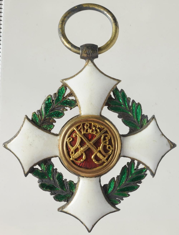 Le medaglie della Collezione Comandini